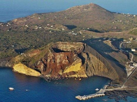 Linosa island, Pelagian Islands, Sicily, Italy