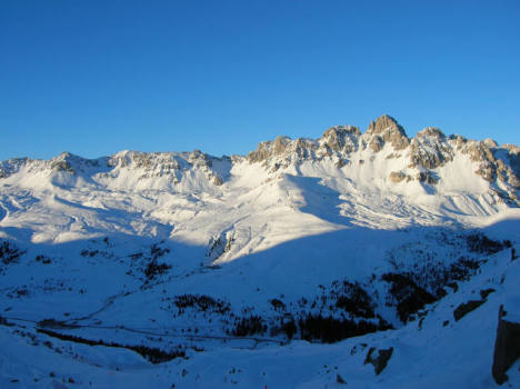 Passo San Pellegrino, Trentino-Alto Adige, Italy