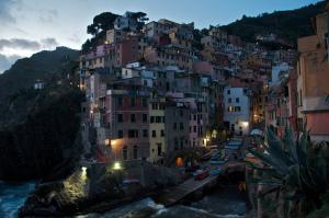 Riomaggiore, Cinque Terre, Liguria, Italy