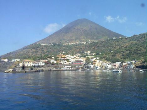 Salina, Aeolian Islands, Sicily, Italy