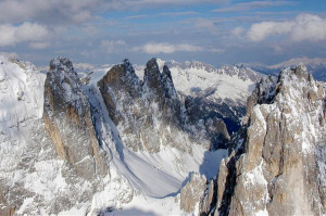 San Martino di Castrozza ski resort, Dolomiti Superski