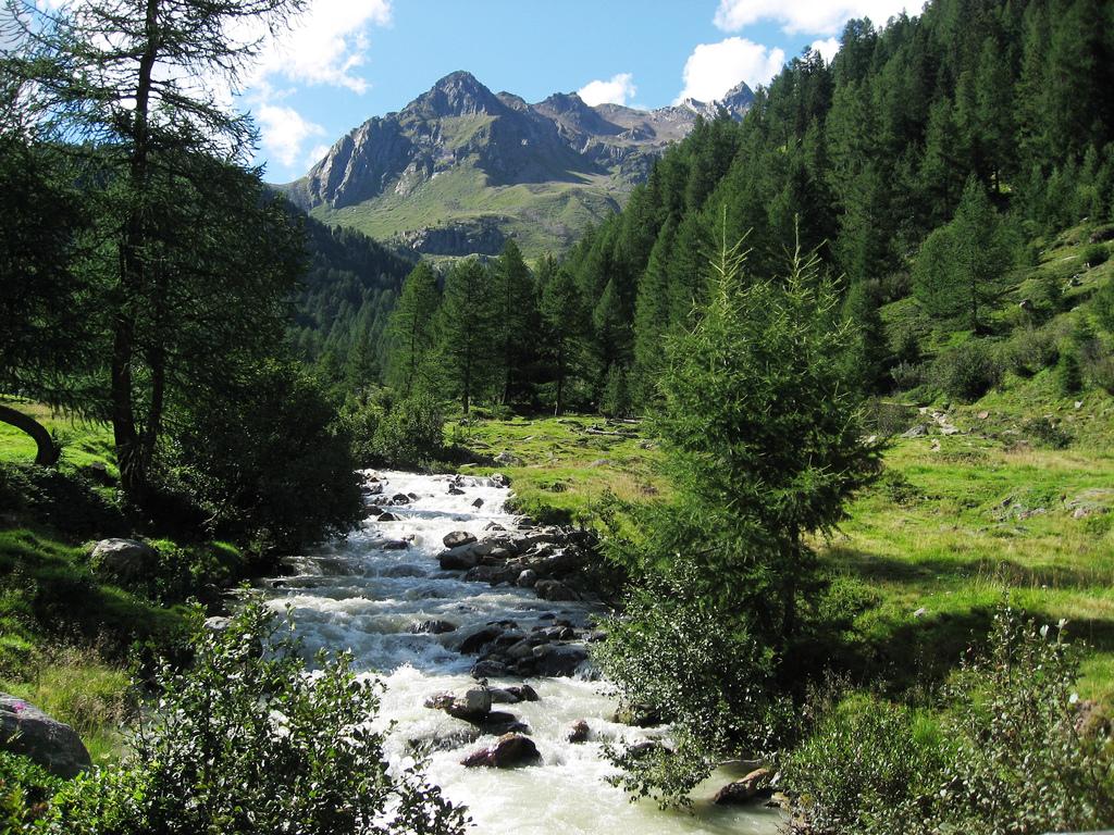 Stelvio National Park, Italy