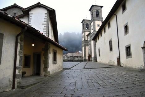 Camaldoli Monastery, Arezzo, Tuscany, Italy