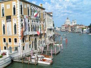 Canal Grande, Venice, Veneto, Italy