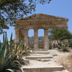 Segesta – ancient city founded 1200 years before Christ