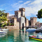 Sirmione, the Pearl of Garda famous in the world for a dream holiday