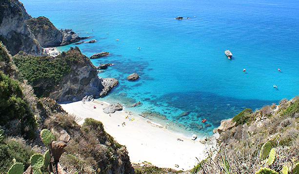 Zambrone in Calabria