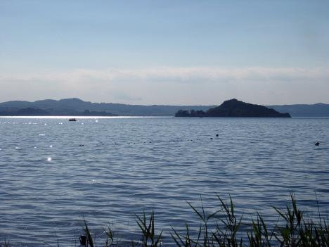 Lago di Bolsena, Lazio, Italy
