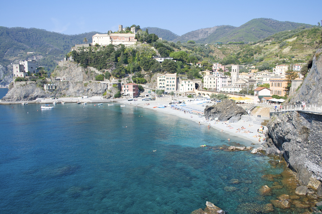 Monterosso al Mare – vacation at sea in the very special place