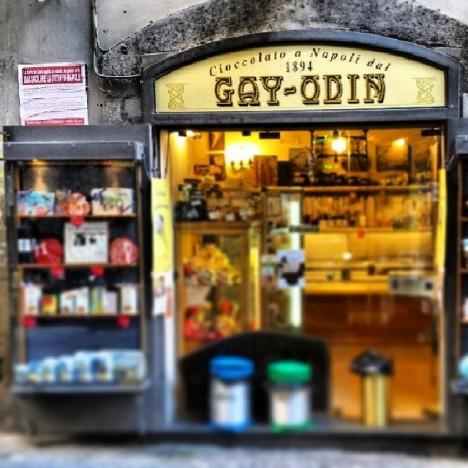 Gay-Odin, Naples, Campania, Italy