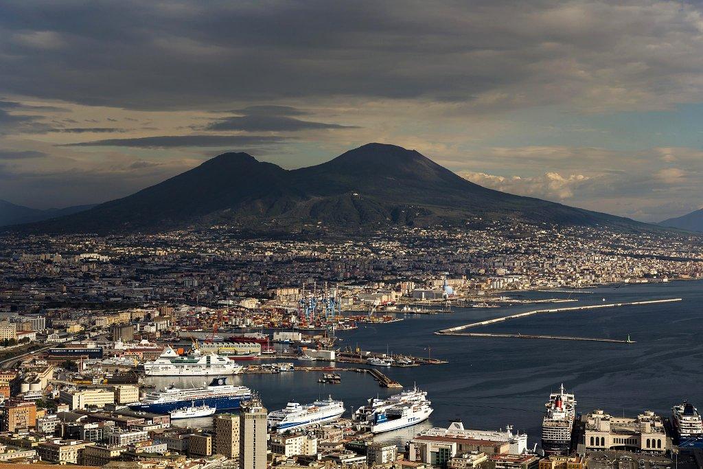 Naples, Campania, Italy