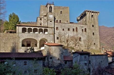 Verrucola castle