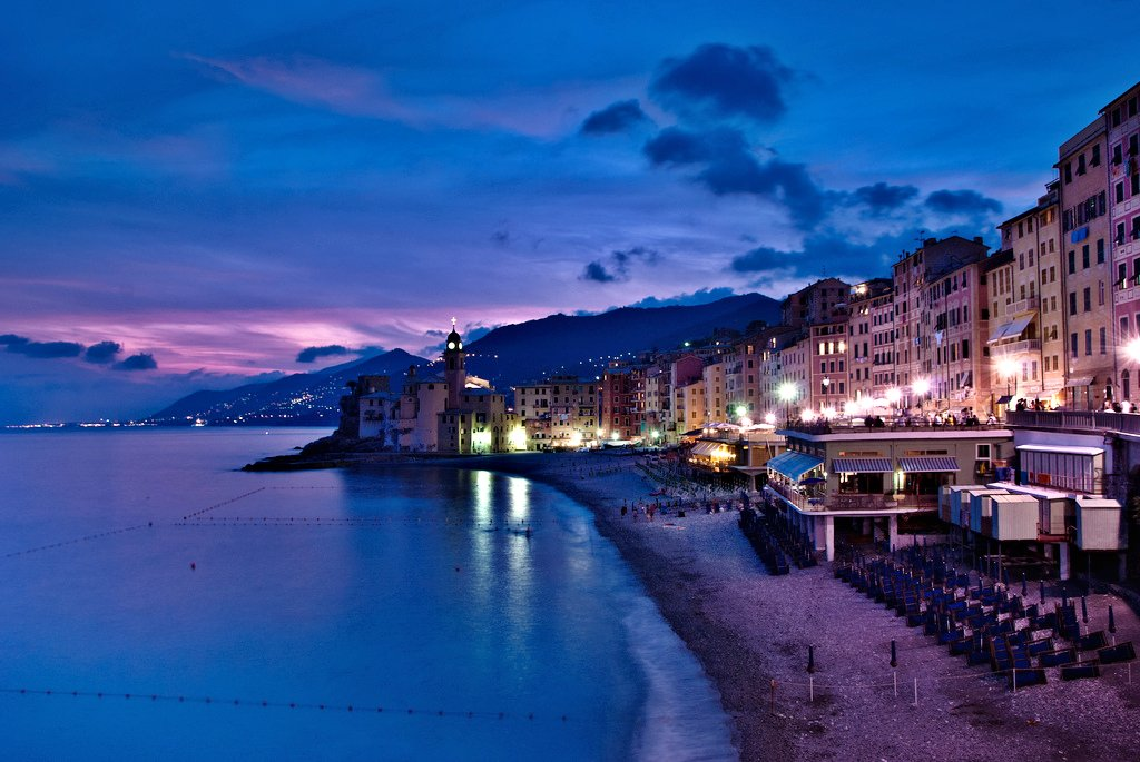 Camogli – a picturesque fishing village on Riviera di Levante