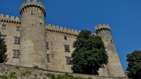 Castello Orsini-Odescalchi, Lazio, Italy