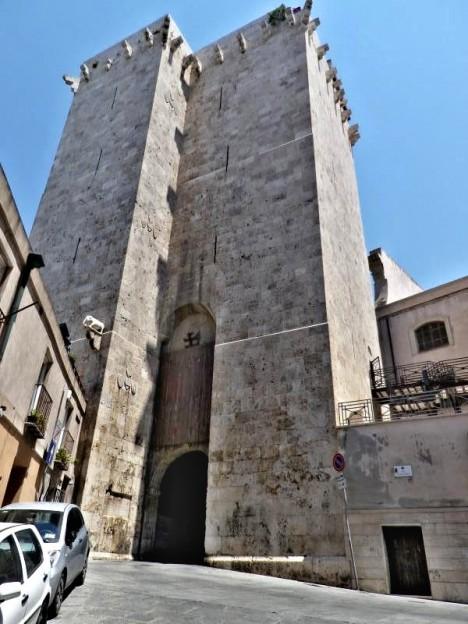 Elephant Tower, Cagliari, Sardinia, Italy