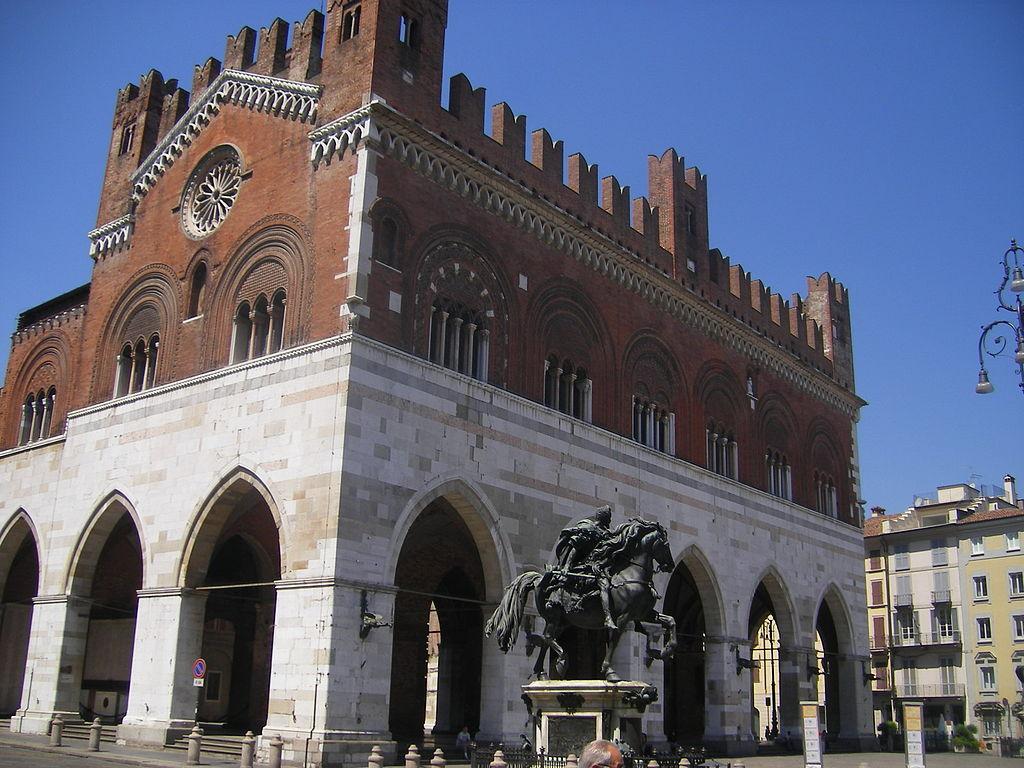 Palazzo del Comune, Piacenza, Emilia-Romagna, Italy