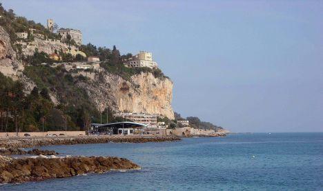 Balzi Rossi, Ventimiglia, Liguria, Italy