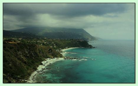 Capo Vaticano, Coastline, Calabria, Italy