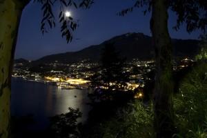 Casamicciola during the night, Ischia, Campania, Italy