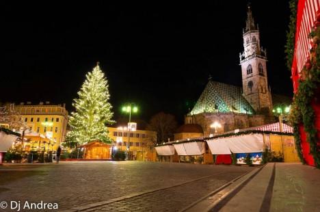Christmas in Bolzano, Trentino-Alto Adige/Südtirol, Italy