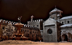 Christmas in Trento, Italy