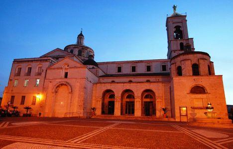 Duomo di Catanzaro, Calabria, Italy