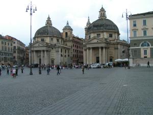 Piazza del Popolo, Rome, Lazio, Italy