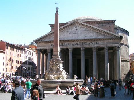 Piazza della Rotonda, Rome, Lazio, Italy