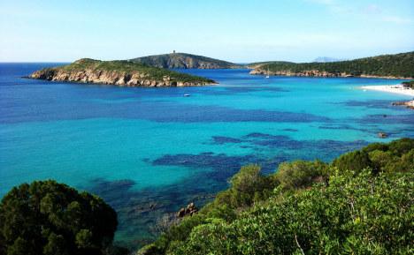 Spiaggia Tuerredda, Teulada (CA), Sardinia, Italy