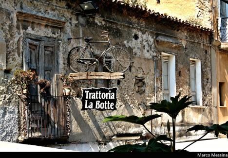 Trattoria La Botte in Tropea, Calabria