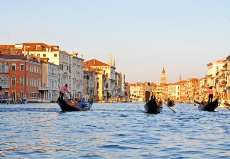 Grand Canal, Venice, Veneto, Italy
