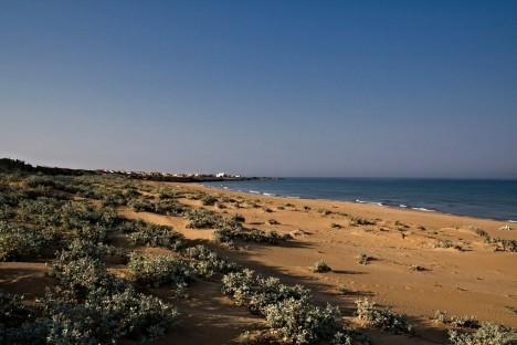 Cava Randello beach, Punta Braccetto, Sicily, Italy