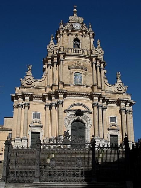 Duomo di San Giorgio, Ragusa Ibla, Sicily, Italy