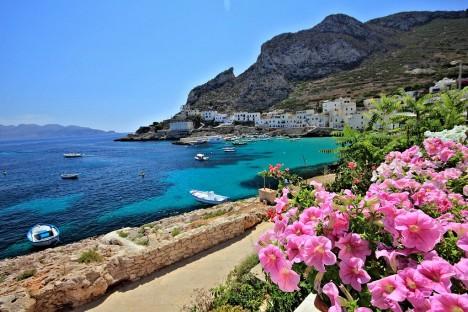 Marettimo, Egadi islands, Sicily, Italy