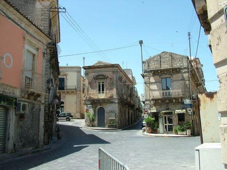 Palazzolo Acreide, Syracuse, Sicily, Italy
