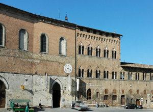 Santa Maria della Scala, Siena, Tuscany, Italy