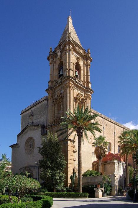 Santuario dell Annunziata, Trapani, Sicily, Italy