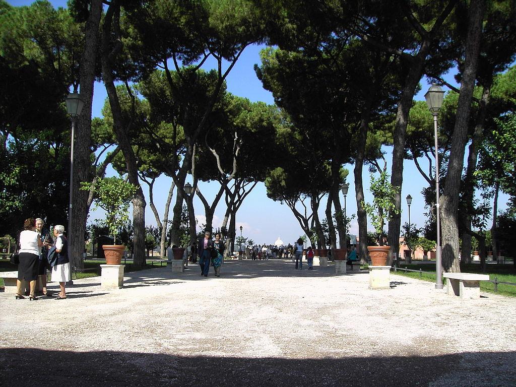 Savello park rome lazio italy - Hotel giardino degli aranci ...