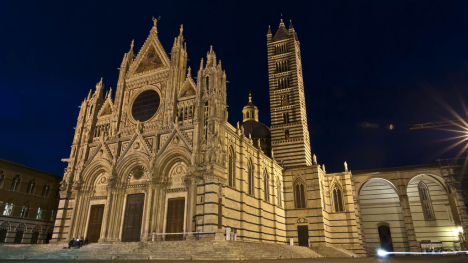 Siena Cathedral, Tuscany, Italy