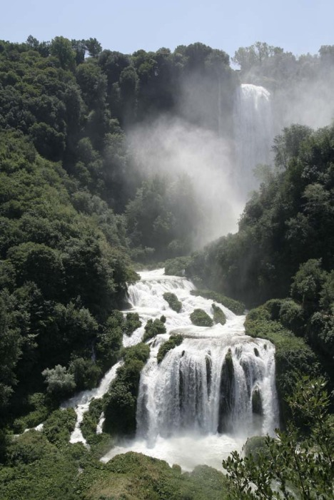 Cascata delle Marmore, Umbria, Italy - 2
