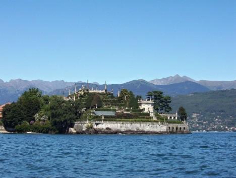 Isola Bella, Lago Maggiore, Borromean islands, Piedmont, Italy