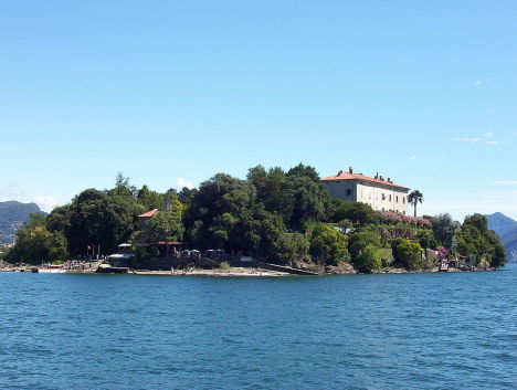 Isola Madre, Borromean Islands, Piedmont, Italy