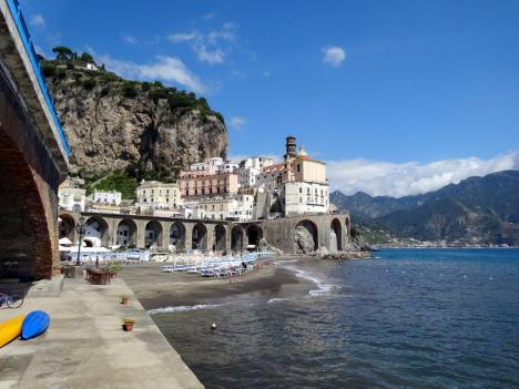 Atrani, Amalfi coast, Campania, Italy - 3