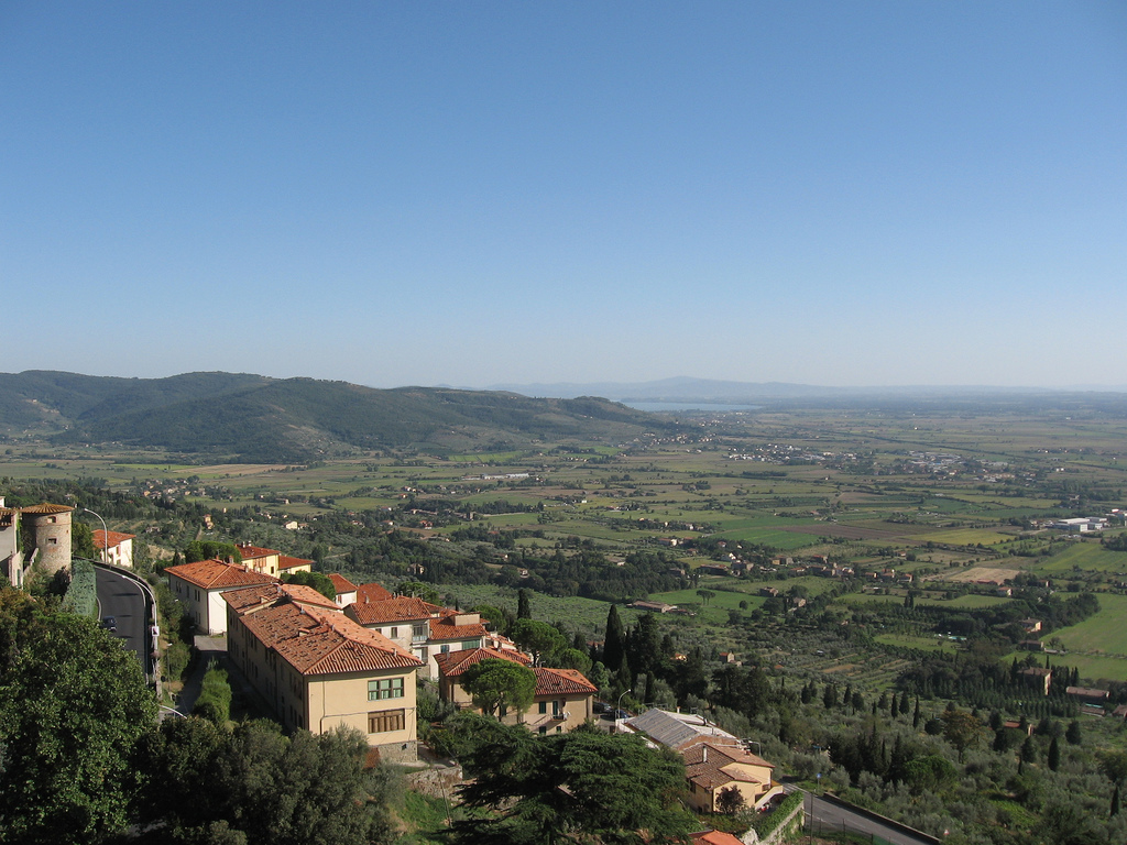 Visiting Province of Arezzo and its artistic, historical and natural beauty