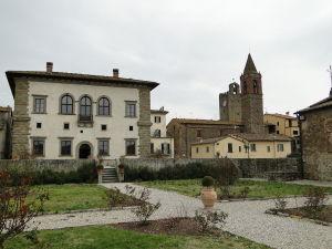 Palazzo del Monte San Savino, Arezzo, Tuscany, Italy