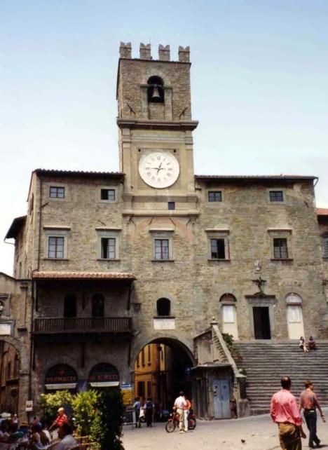 Palazzo Comunale, Cortona, Arezzo, Tuscany, Italy