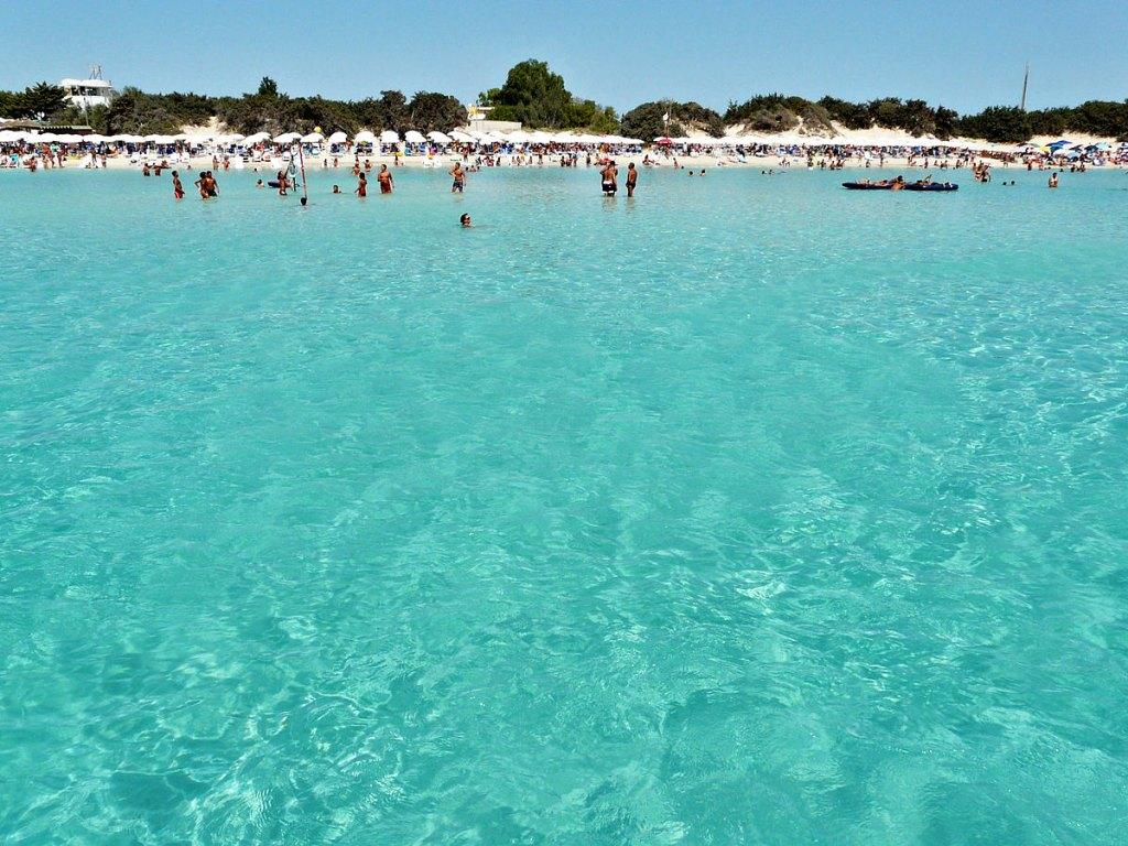 Porto Cesareo Italy  city pictures gallery : Porto Cesareo beach, Puglia, Italy – Visititaly.info