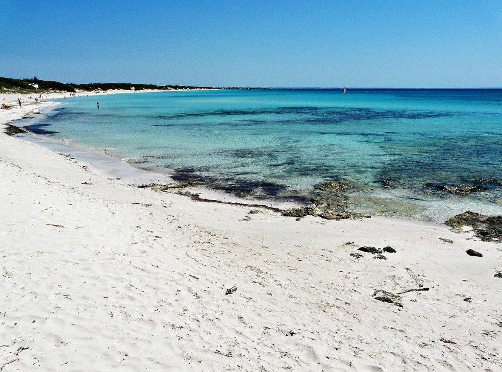 Punta Prosciutto Beach Puglia Italy Visititaly Info