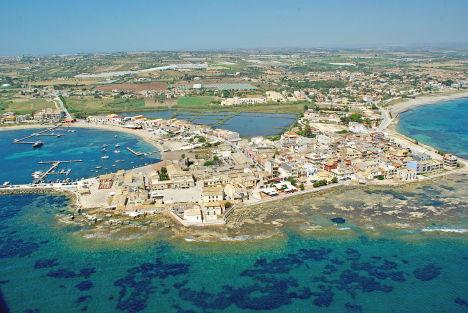 Marzamemi, Sicily, Italy