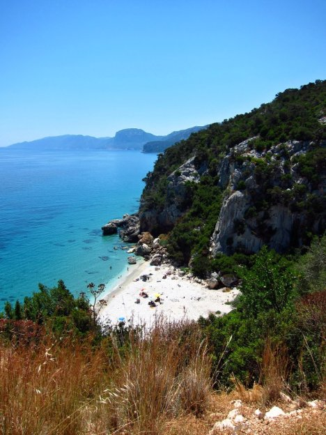 Cala Fuili, Sardinia, Italy